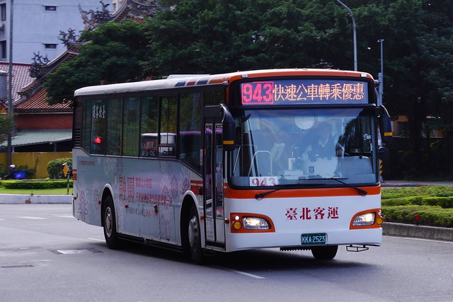 臺北客運 943路 KKA-2523