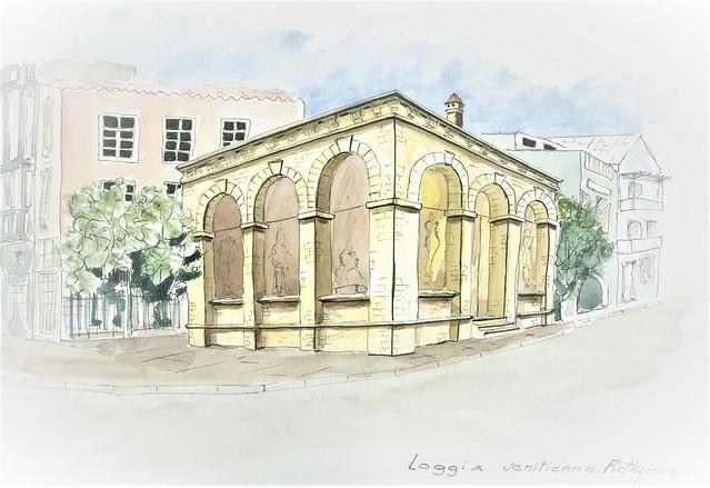 La Loggia Venitienne de Rétymnon Crète