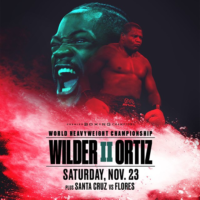 Wilder vs. Ortiz II