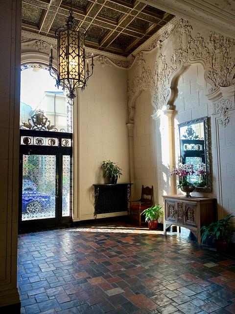 Lobby at home