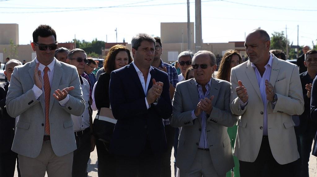 """2019-11-15 PRENSA: """"San Juan es la provincia que más viviendas construye en el país"""", dijo Sergio Uñac durante la entrega del Barrio UPCN"""