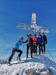 Skitour Dachstein 2019