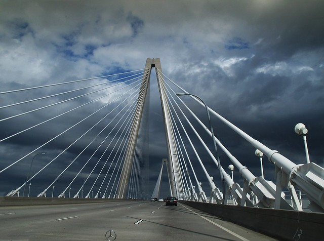 Arthur Ravenol Jr Bridge, Charlston