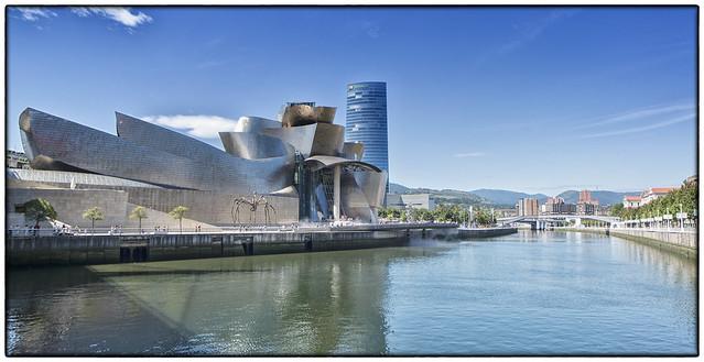 Museo Guggenheim.-Bilbao.