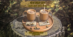 New Group Gift @ crate Hazelnut Coco Tray
