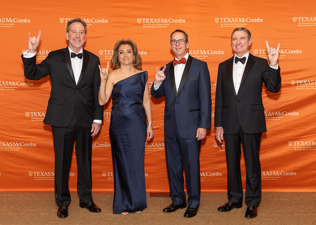 McCombs Hall of Fame Celebration 2019