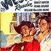 Avon Western Reader No. 3 (1947), digest-sized anthology. Uncredited cover art.