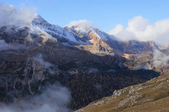 Italy / South Tyrol - Hohe Gaisl