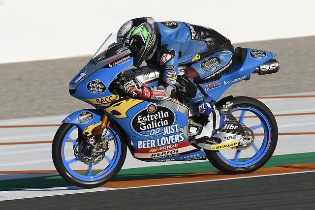 GP de Valencia 2019. Moto3