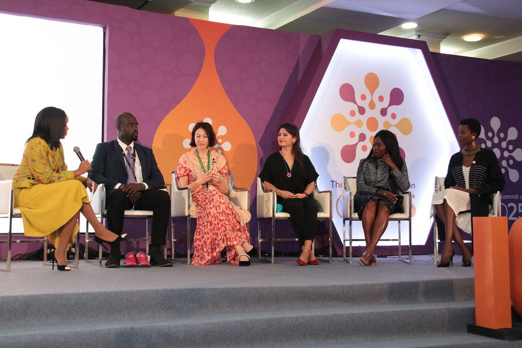 Innovative Partnerships: Harnessing Creative Industries to Tackle Stigma and Taboo © UNFPA