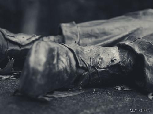 A Soldier's Shoes