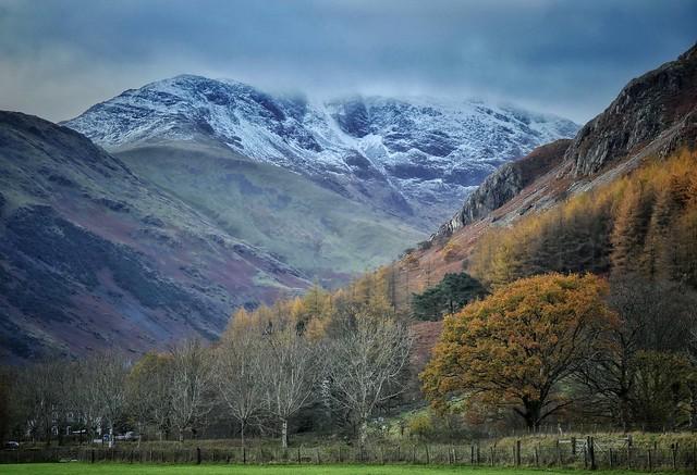 Cumbrian autumn