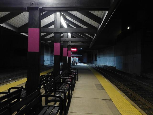 Porter MBTA Station