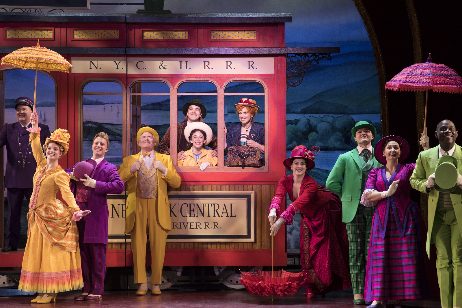 Broadway in Detroit: 'Hello, Dolly!' at the Fisher Theatre Nov. 19 - Dec. 1, 2019