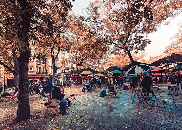 Place du Tertre - Montmartre