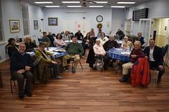 Rep. Polletta and Sen. Berthel host Legislative Update at Watertown Senior Center.