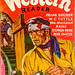 Avon Western Reader No. 4 (1947), digest-sized anthology. Uncredited cover art.