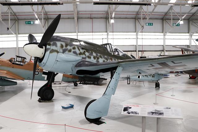 Unmarked Focke-Wulf FW190