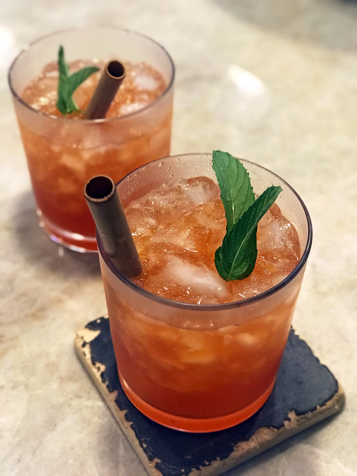 aperol rum pineapple cocktail