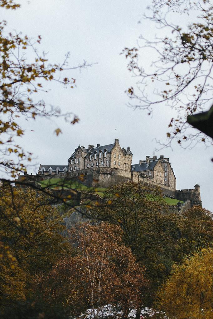 The 12 Hour Autumn Edinburgh Itinerary