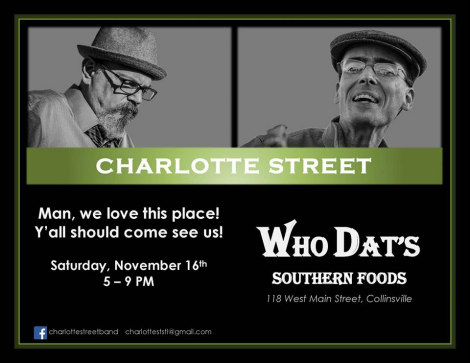 Charlotte Street 11-16-19