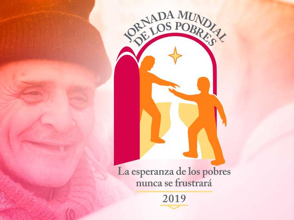 Domingo 17 de noviembre: Jornada Mundial de los Pobres