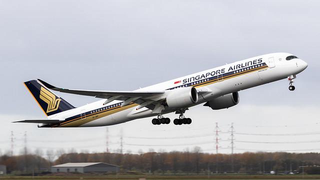 Singapore Airlines Reg: 9V-SMY
