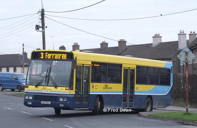 Bus Eireann VA4 (96D2004).