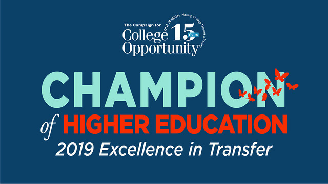 Campaign for College Opportunity Award