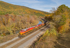 KCS 5017 (ES44T4) Train:2CKCSH09 Page, Oklahoma  (由  terry.redeker