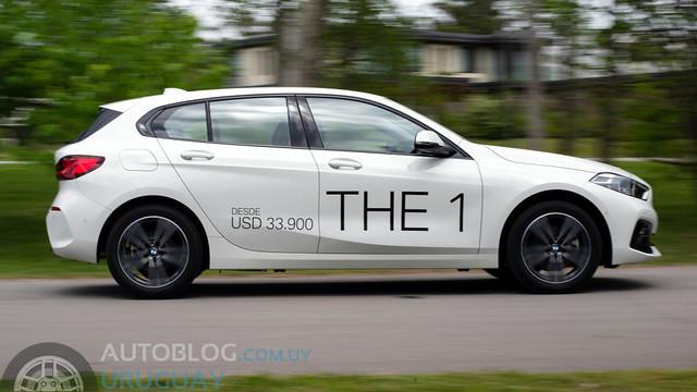 Prueba BMW 118i Sport 1.5 T Steptronic DKG