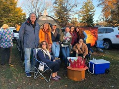 Rep. Kokoruda attends Madison Trunk-or-Treat on Nov. 1