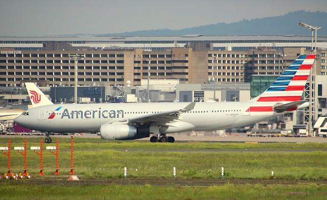 American Airlines, N282AY, MSN 1069, Airbus A 330-243, 25.05.2019,  FRA-EDDF, Frankfurt