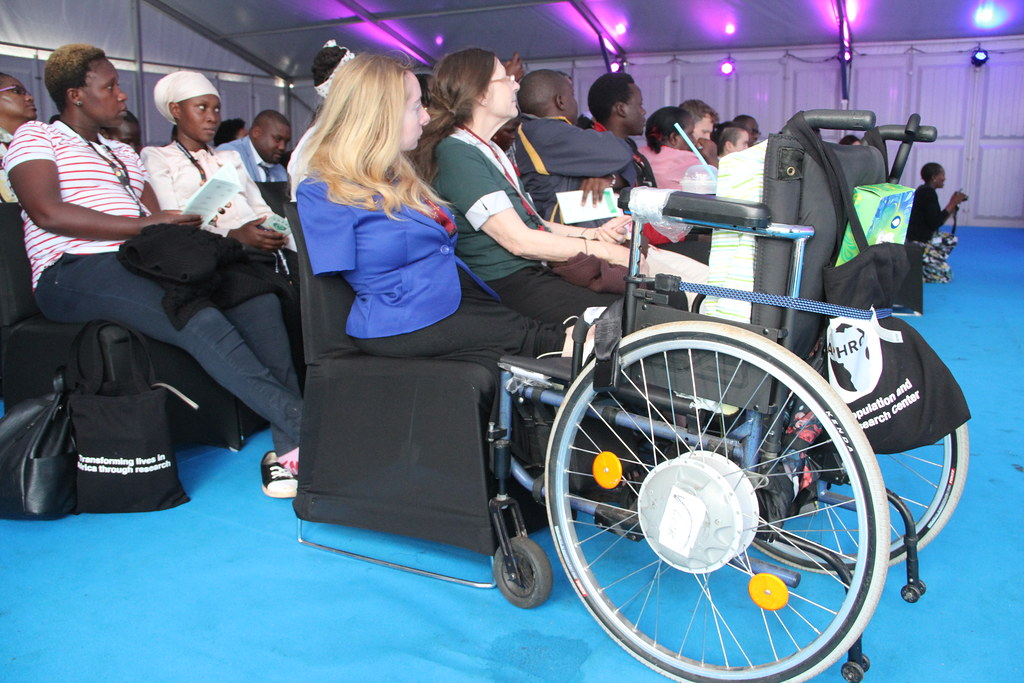 We Decide: Persons with Disabilities and the ICPD Programme of Action © UNFPA