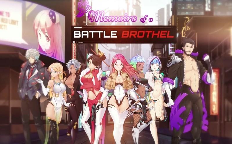 Memoirs of a Battle Brothel