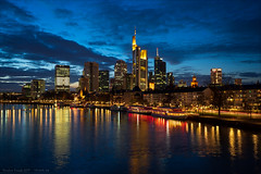 Frankfurt City Lights