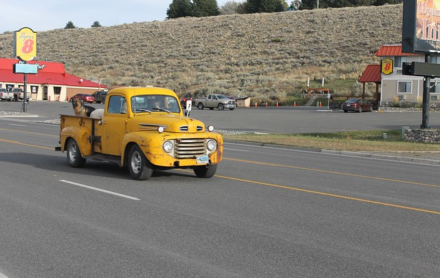 Ford F-Series (first generation, 1948-1952) Pickup
