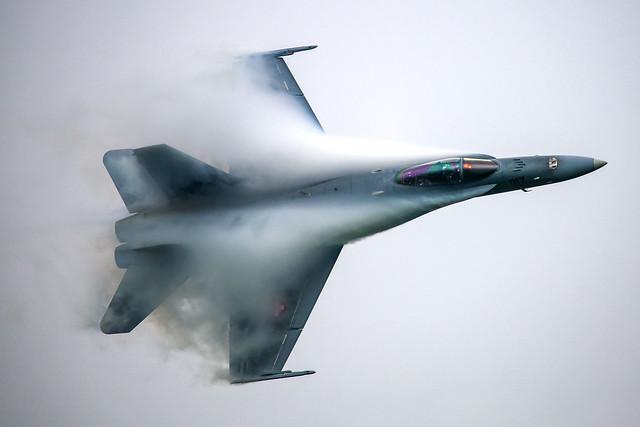 F/A -18 Hornet - Swiss Air Force