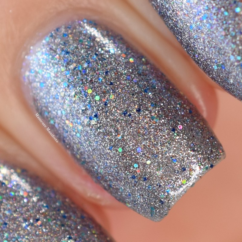 Girly Bits Cosmetics swatch