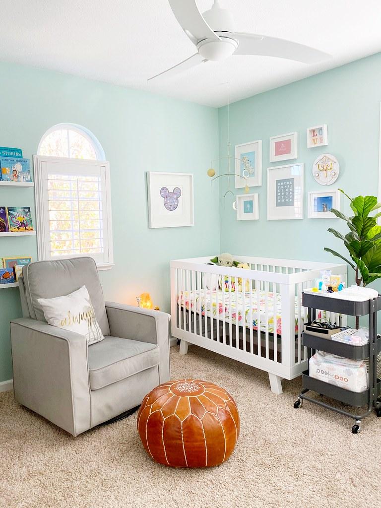 Updated nursery