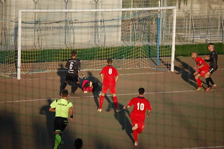 Polimnia (maglia nera) vs Lizzano (3)