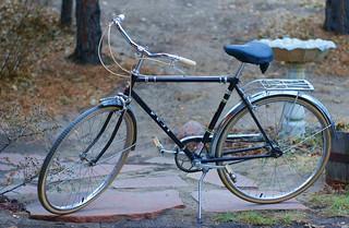 Old Fuji Bicycle