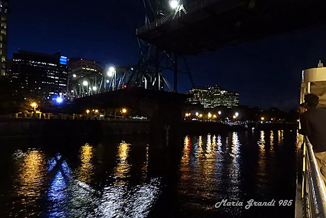 Boat Ride at Nightfall- N5