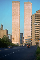 New York City View From Jersey City 1978