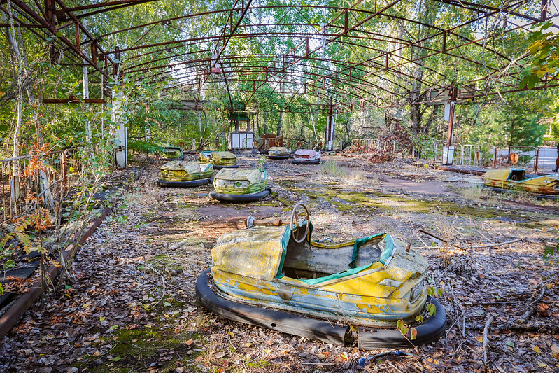 Voyage à Tchernobyl