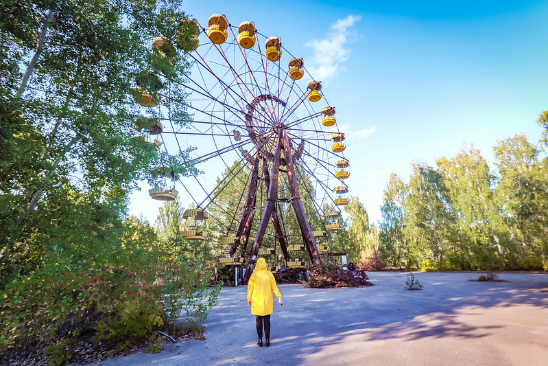 Chernobyl trip