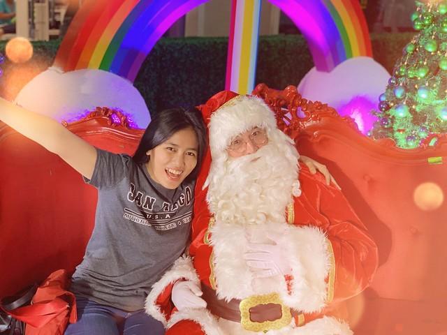 Dominic Ochoa Sandro Ochoa Kylie Alcantara sm las pinas rainbow christmas