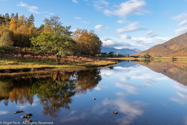 Loch Carrie (Glen Cannich)