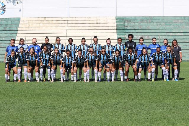 Grêmio 4x2 Brasil-Farroupilha (Gauchão Feminino 2019)