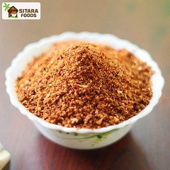 Garlic powder / Velluli Karam Podi